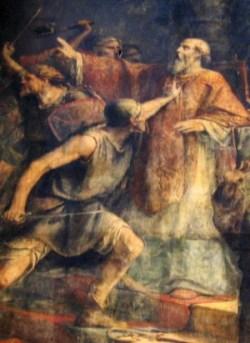 sveti Gohard - škof in mučenec