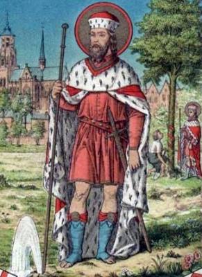 Saint Gummarus