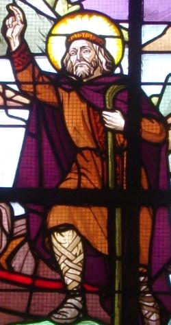 sveti Finga (Guigner) - puščavnik in mučenec