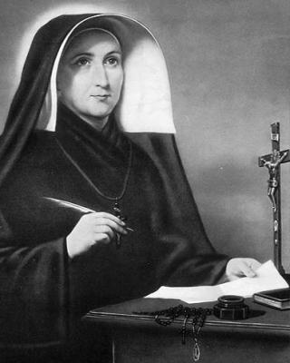 Saint Jeanne Elizabeth des Bichier des Anges