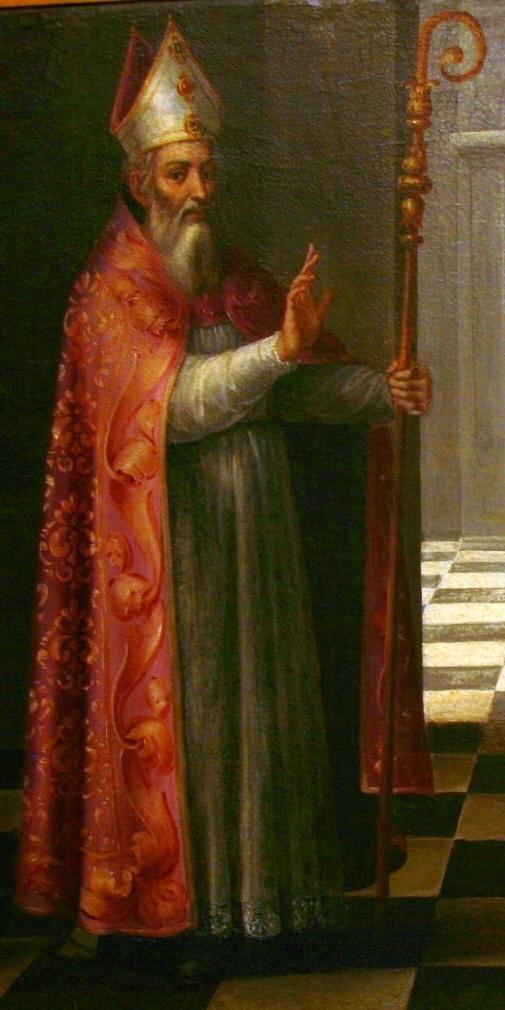 Image result for Saint Leander