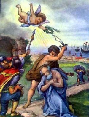 Saint Maro of Rome
