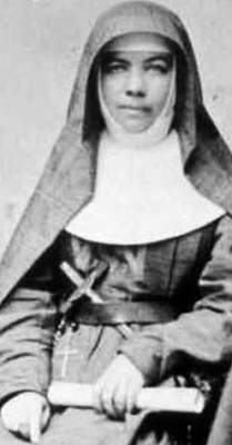 photograph of Mother Mary MacKillop, 1869
