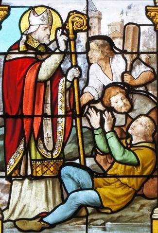 sveti Memmij - škof