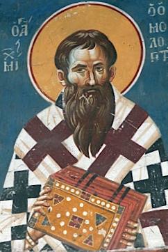 sveti Mihael - škof