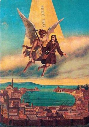 Saint Nicholas Peregrinus