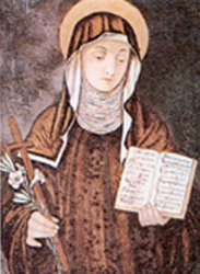 Saint Oringa of the Cross