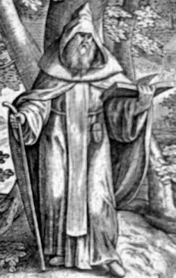 Saint Paphnutius of Thebes