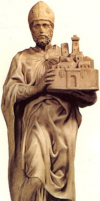 Saint Petronius of Bologna