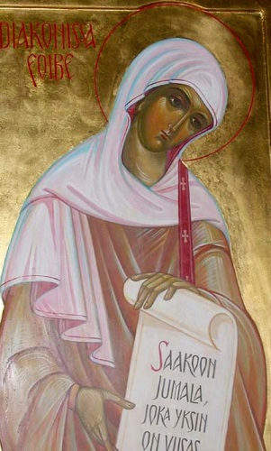 Saint Phoebe