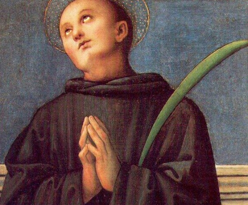 Saint Placidus of Messina
