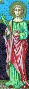 Saint Quintius of Tours