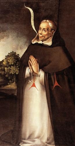 Saint Simón de Rojas