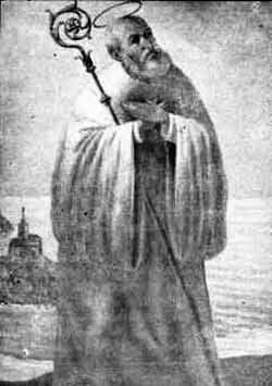 Saint Venerius of Tino