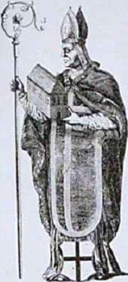 Saint Vicelino di Oldenburg
