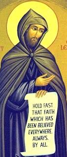 Saint Vincent of Lerins