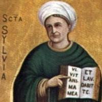 Saint Silvia of Rome
