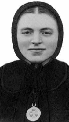 Saint Maria Bertilla Bsocardin