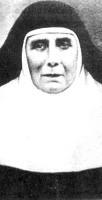 Venerable María Benita Arias