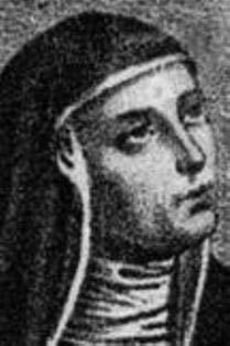 illustration of Venerable María Lorenza Requenses de Longo, date and artist unknown; swiped from Santi e Beati