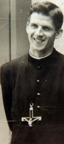 photograph of Venerable Mario Borzaga, date, location and photographer unknown; swiped from Santi e Beati