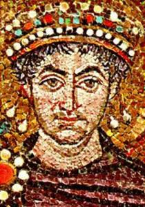 Emperor Justinian I