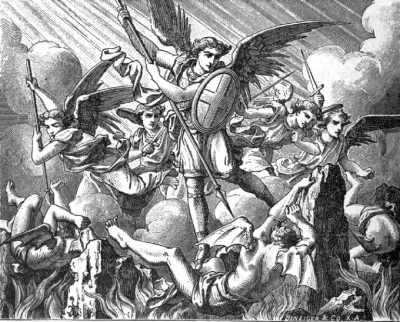 The Angels and the Fall of our First Parents