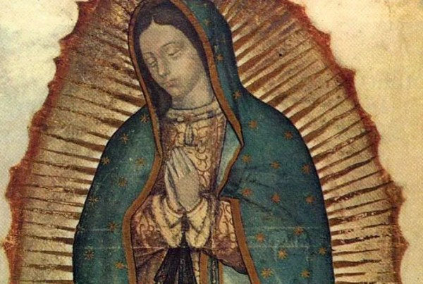 Prayer to Our Lady of Guadalupe by St. John Paul II