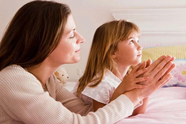 Parents' Prayer for Their Children