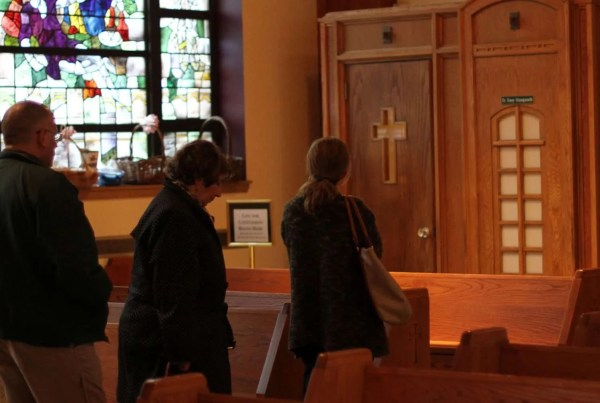 Prayer During the Sacrament of Confession