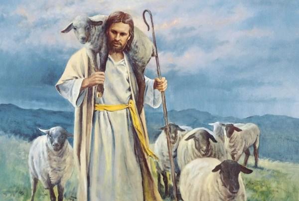 The Divine Shepherd Psalm 23