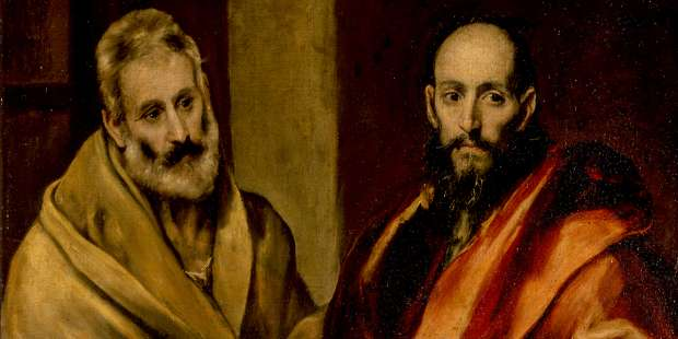 Why do we celebrate Sts. Peter and Paul together when they barely knew each other? - Catholicsay