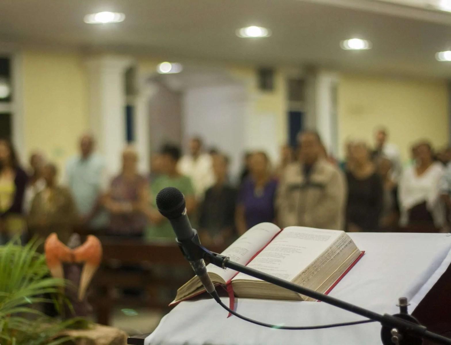 Can a Woman preach at Mass?