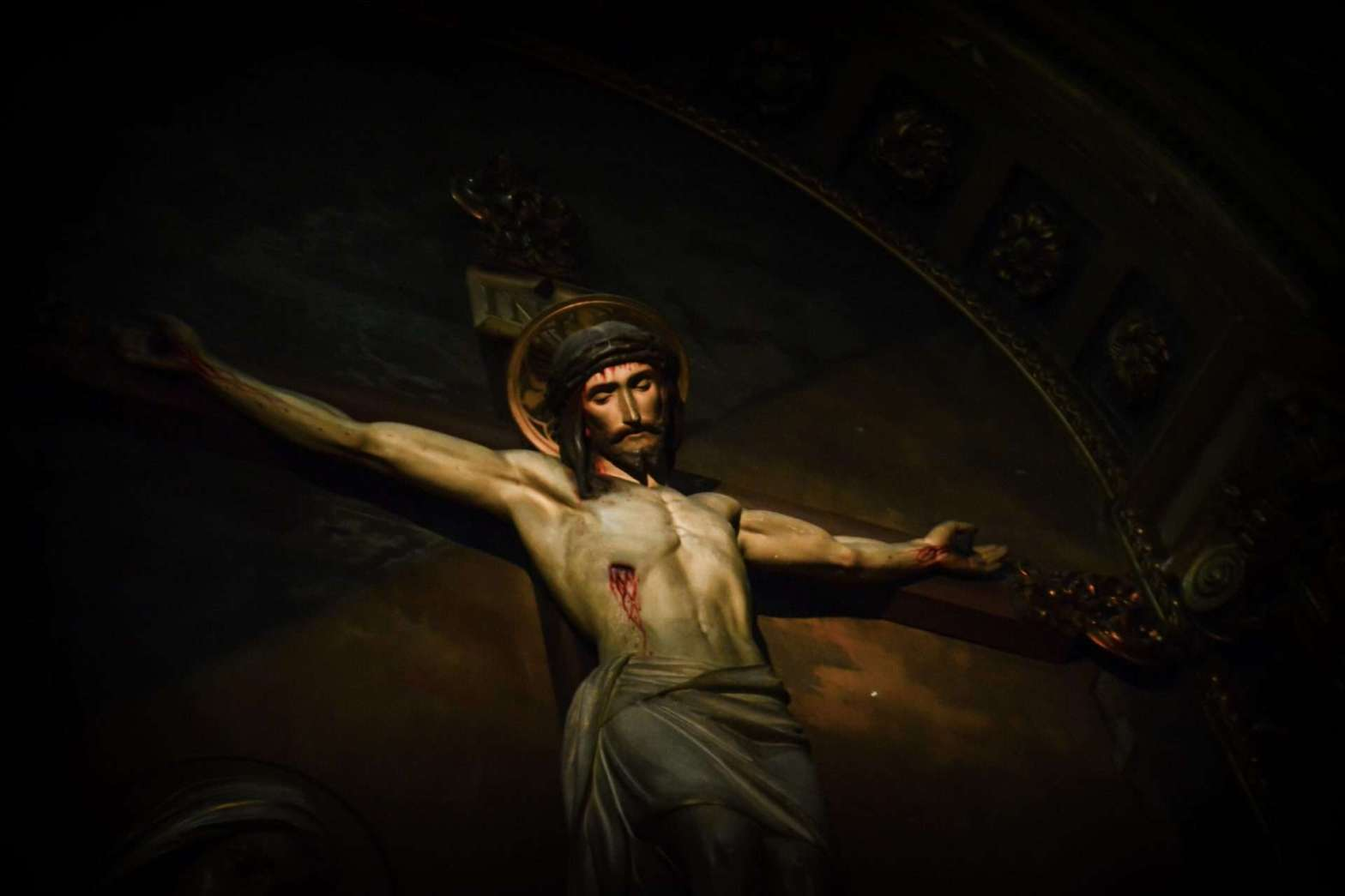 Are Catholics cannibals for consuming Jesus' flesh and blood?