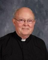 Fr. Herb Essig, St. Francis Parish priest