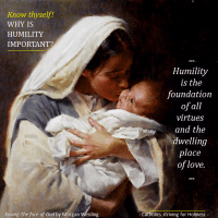 WHAT IS HUMILITY?  Why is it so important?