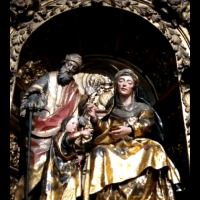 JULY 26: ST. JOACHIM AND ST. ANNE, PRAY FOR US!