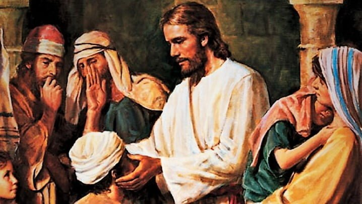 Homily 30th Sunday in Ordinary Time B. JESUS CHRIST, THE FACE OF GOD THE FATHER'S LOVE AND MERCY. The Blind Man of Jericho
