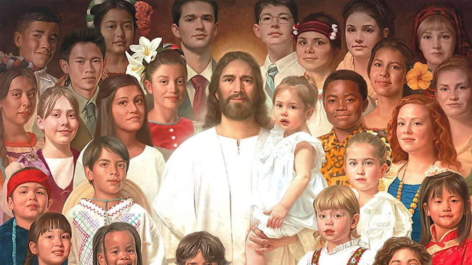 """Daily Gospel Commentary: """"UNLESS YOU BECOME LIKE CHILDREN, YOU WILL NEVER ENTER THE KINGDOM OF HEAVEN(Mt. 18:5)."""""""