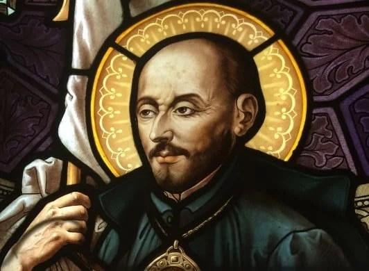 July 31: ST. IGNATIUS OF LOYOLA, Founder of the Society of Jesus.