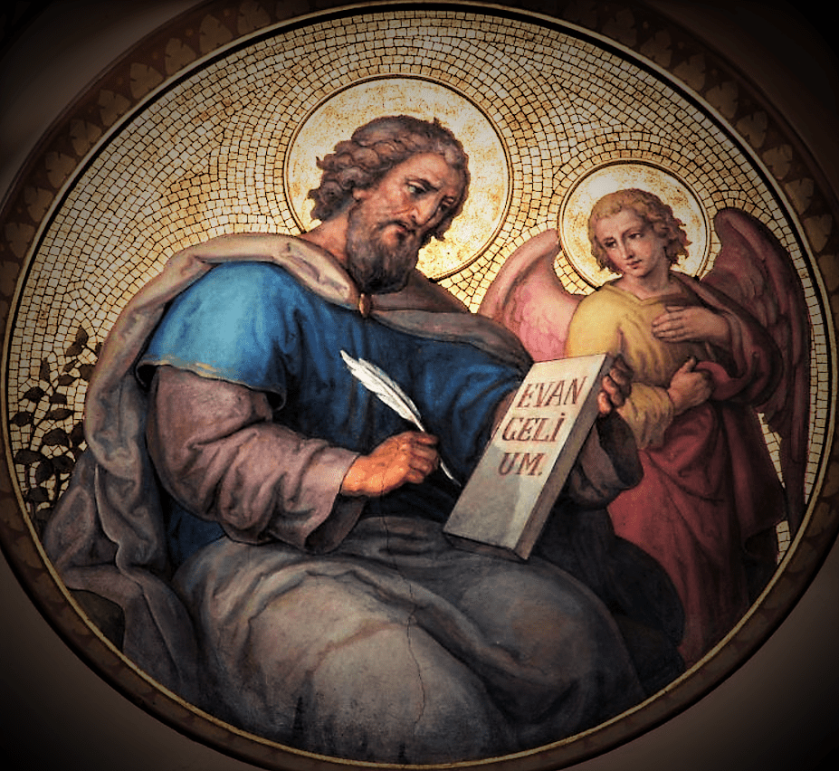 Sept. 21: ST. MATTHEW, Apostle and Evangelist. Promptness and generosity in following God's call.