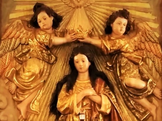 AUGUST 2: OUR LADY OF THE ANGELS. HISTORY OF THE DEVOTION.