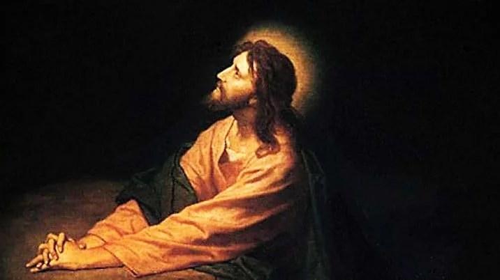 """Oct. 28: ST. SIMON AND ST. JUDE GOSPEL COMMENTARY. """"JESUS SPENT THE NIGHT IN PRAYER""""  (Lk 6:12–16)."""