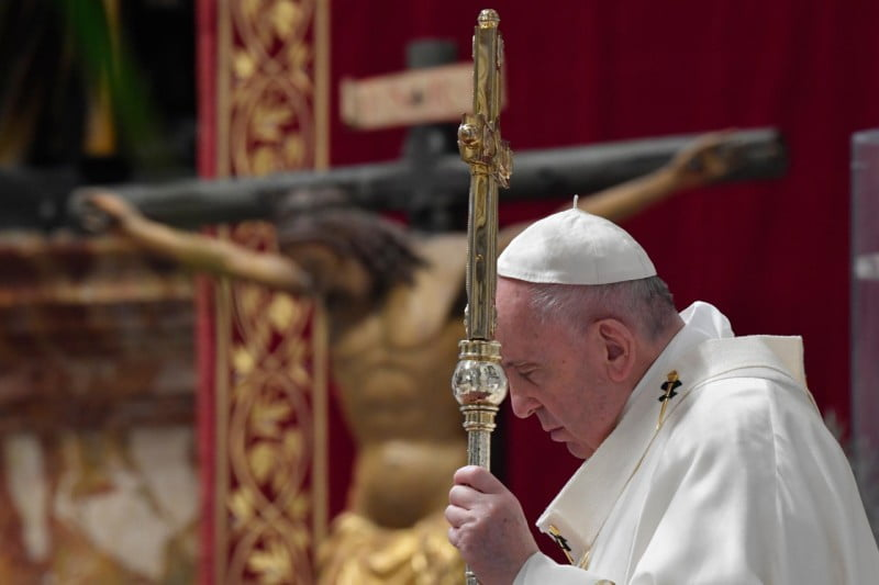 POPE FRANCIS' REFLECTION ON THE 12TH SUNDAY IN ORDINARY TIME YEAR B GOSPEL (Mk 4:35-41).