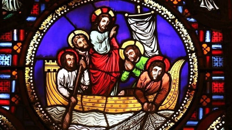 DAILY GOSPEL COMMENTARY: PARABLE OF THE FISHING NET (Mt 13:47–53).
