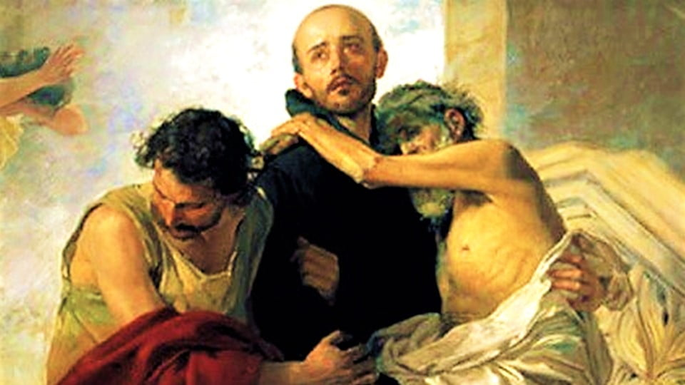 March 8: SAINT JOHN OF GOD, RELIGIOUS