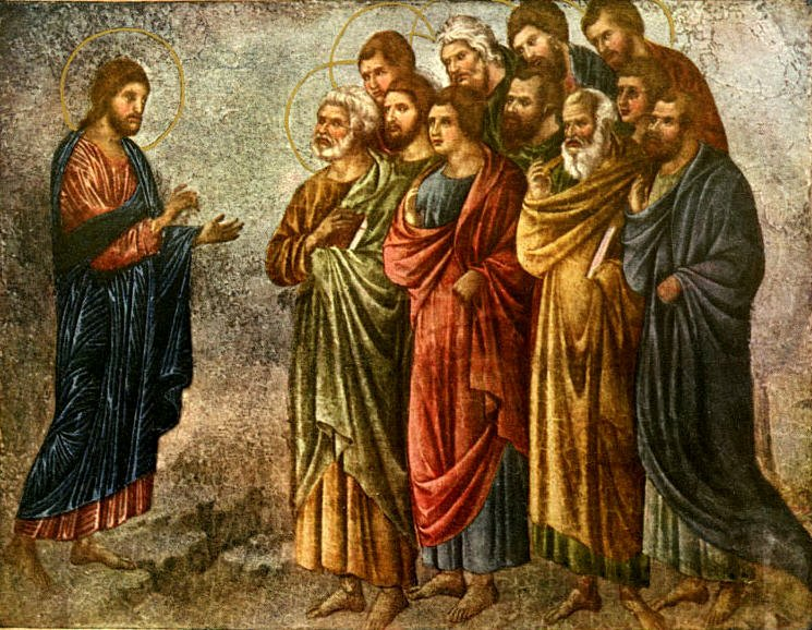 HOMILY/REFLECTION SIXTH SUNDAY OF EASTER YEAR B BY POPE BENEDICT XVI.