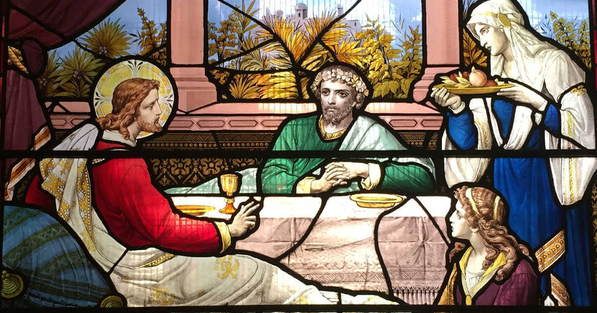 July 29: SAINTS MARTHA, MARY AND LAZARUS. GOSPEL AND COMMENTARIES.