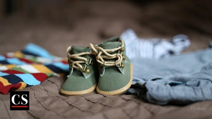 Pixabay-BabyShoes