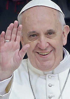 Phone-a-Pope Francis - Gimmick?